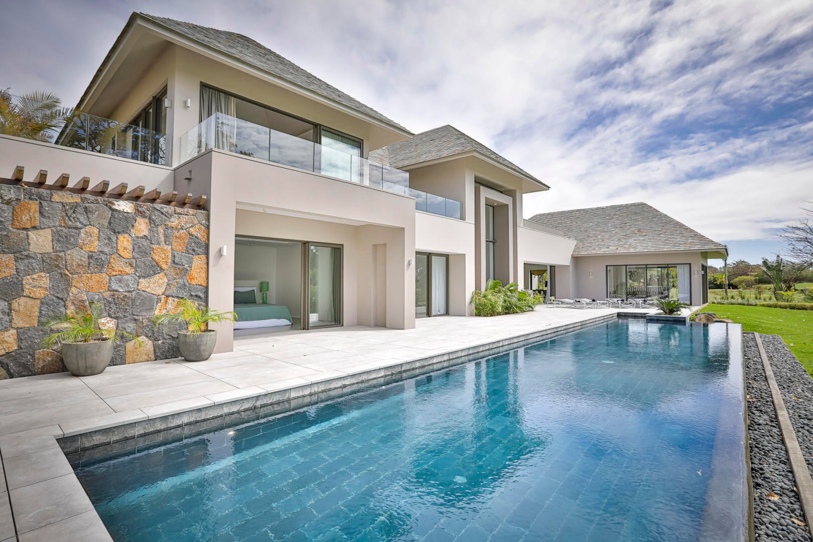 Villa in Beau Champ, Flacq District, Mauritius 1