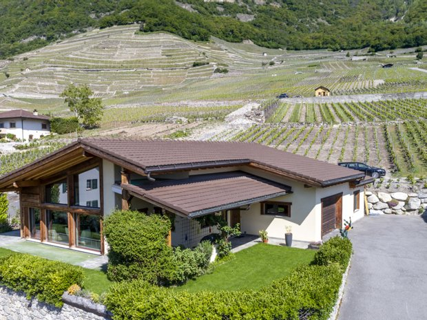 House in Fully, Valais, Switzerland 1