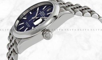Rolex Datejust 36 126200-0005 Oystersteel Blue Dial Jubilee Bracelet