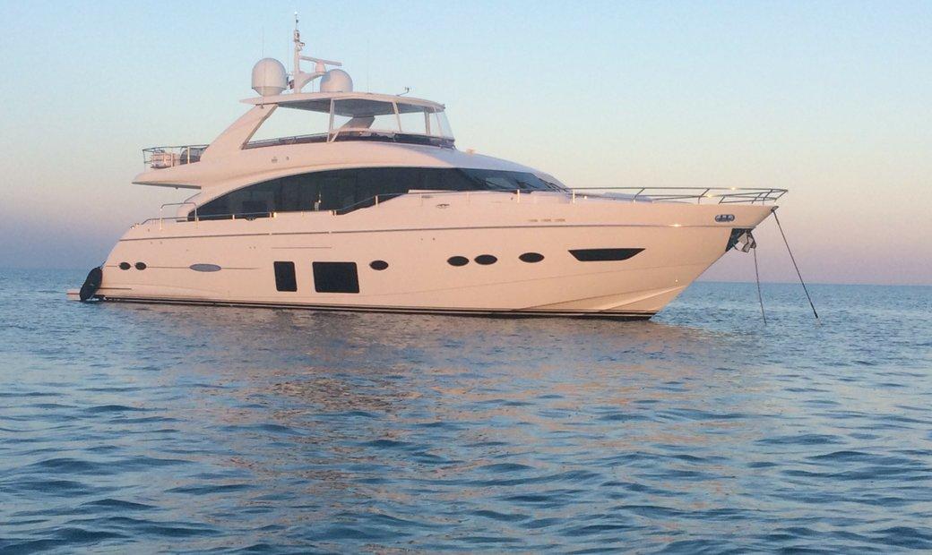 PRONTO 88' (26.82m) Princess Yachts 2016