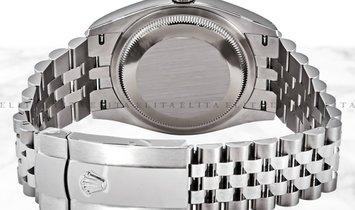 Rolex Datejust 36 126200-0007 Oystersteel White Dial Jubilee Bracelet