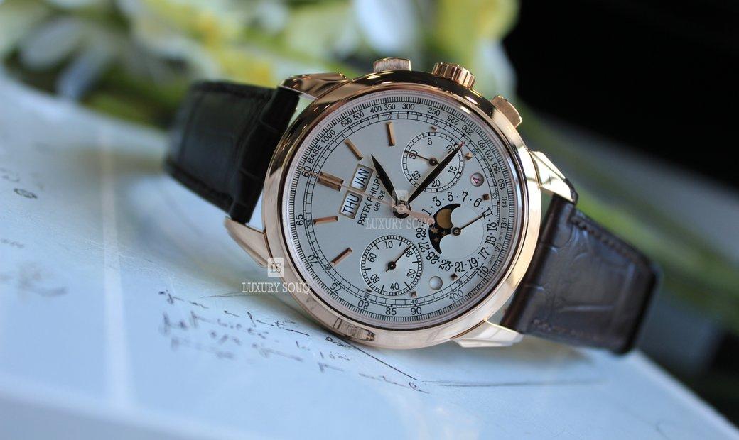 Patek Philippe Perpetual Calendar Chronograph 5270R-001
