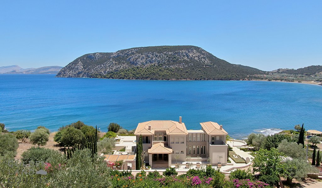 Villa in Porto Cheli, Decentralized Administration of Peloponnese, Western Greece and the Ionian, Greece 1 - 11146251