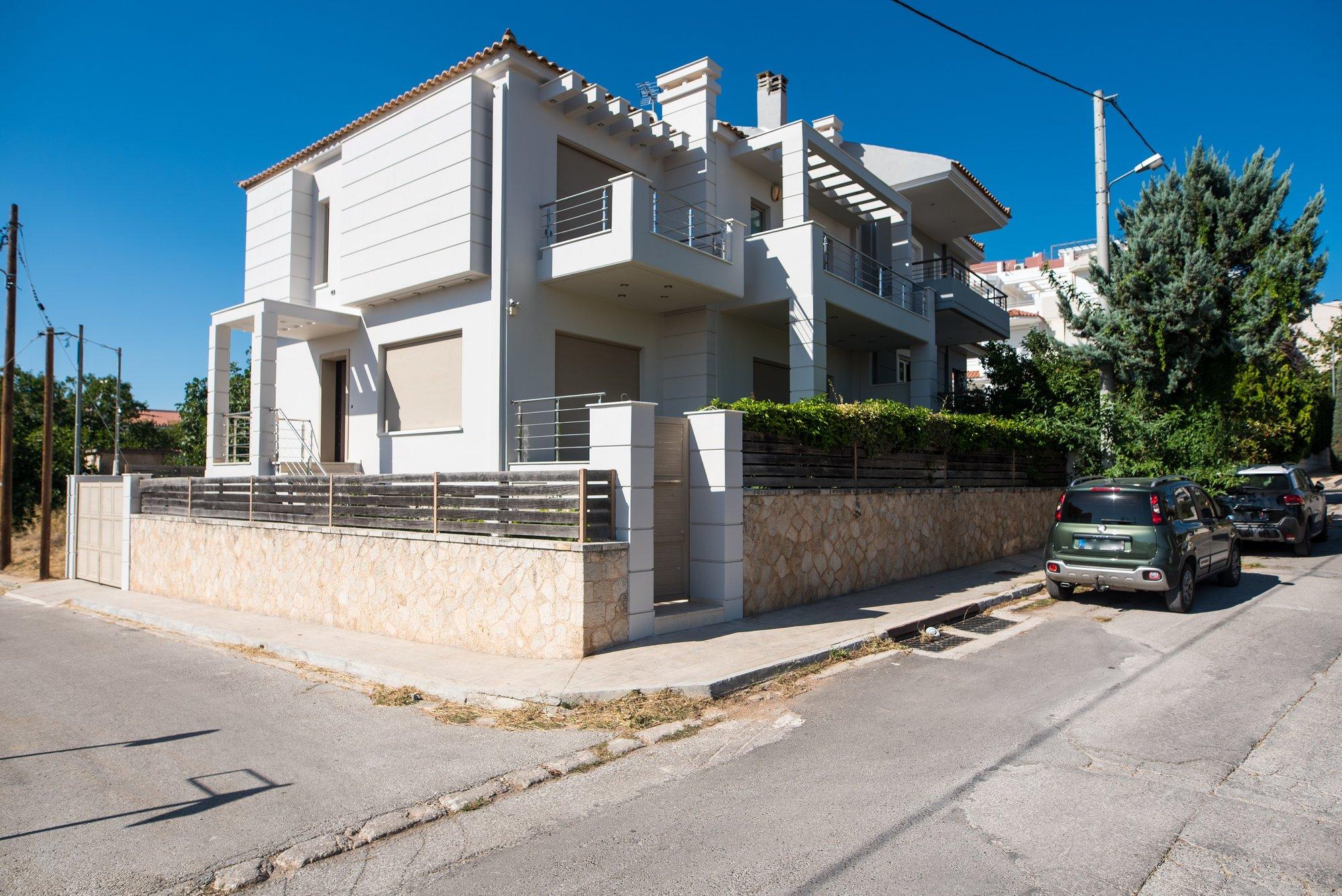 House in Marousi, Greece 1