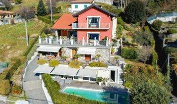Villa in Pallanza, Piemont, Italien 1