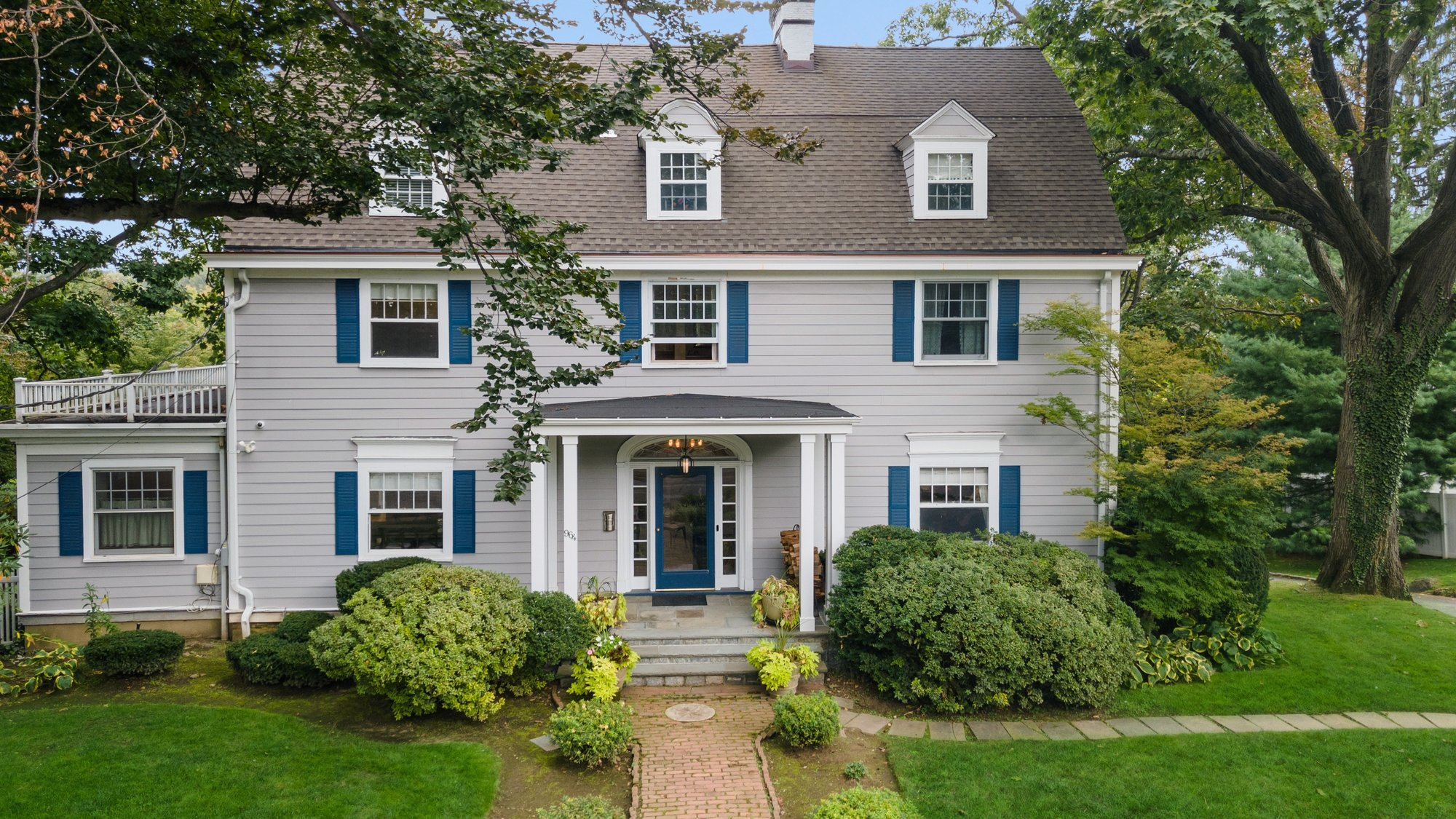 House in Pelham Manor, New York, United States 1