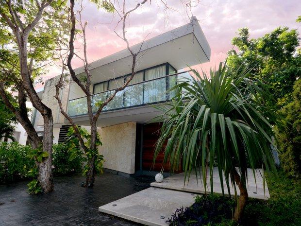 House in Mundo Hábitat, Quintana Roo, Mexico 1