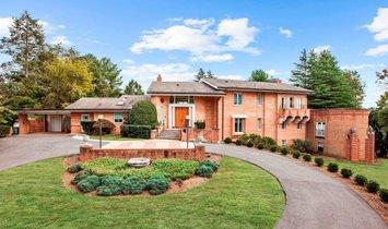 Дом в Бетесда, Мэриленд, Соединенные Штаты Америки 1