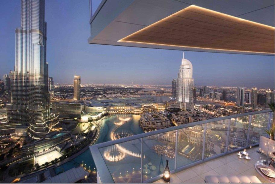 Penthouse in Dubai, Dubai, United Arab Emirates 1 - 11148046