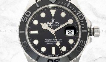 Rolex Yacht-Master 42 226659-0002 18K White Gold Black Dial