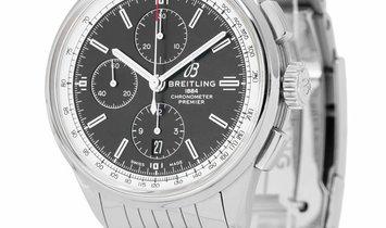 Breitling Premier Chronograph 42 A13315351B1A1, Baton, 2020, Very Good, Case material S