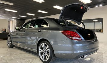 2018 Mercedes-Benz C-Class C 300 Sedan 4D