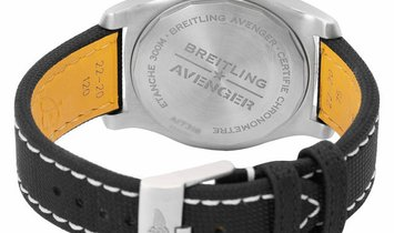 Breitling Avenger Automatic 43 A17318101B1X1, Baton, 2020, Very Good, Case material Ste