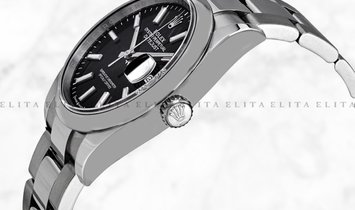 Rolex Datejust 36 126200-0004 Oystersteel Black Dial Oyster Bracelet