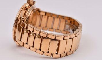 Breguet Type XX Transatlantique Chronograph Rose Gold