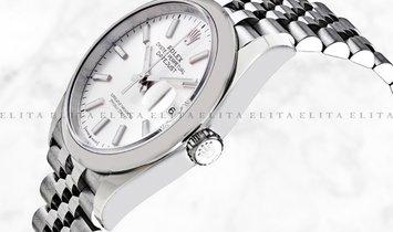 Rolex Datejust 36 126200-0001 Oystersteel Silver Dial Jubilee Bracelet