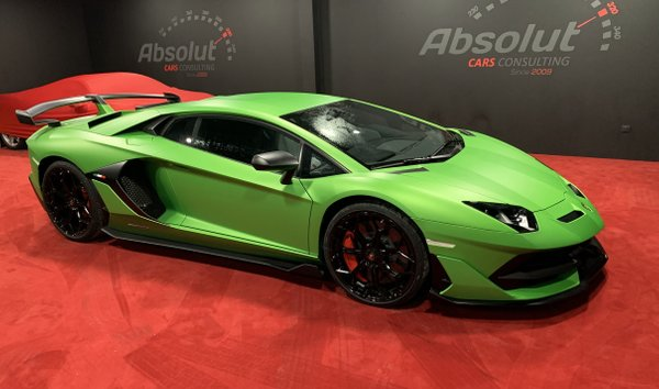View 2020 Lamborghini Aventador Svj For Sale