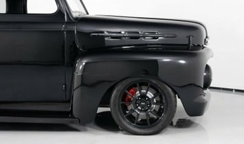 1951 Ford F1 Restomod