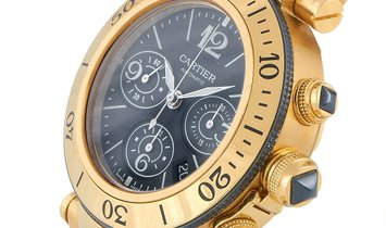 Cartier Cartier Pasha Seatimer Watch W301970M