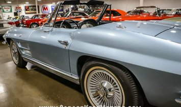1963 Chevrolet Corvette Roadster