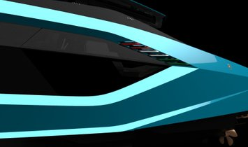 Tecnomar for Lamborghini LY 63