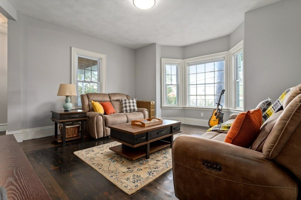House in Malden, Massachusetts, United States 1