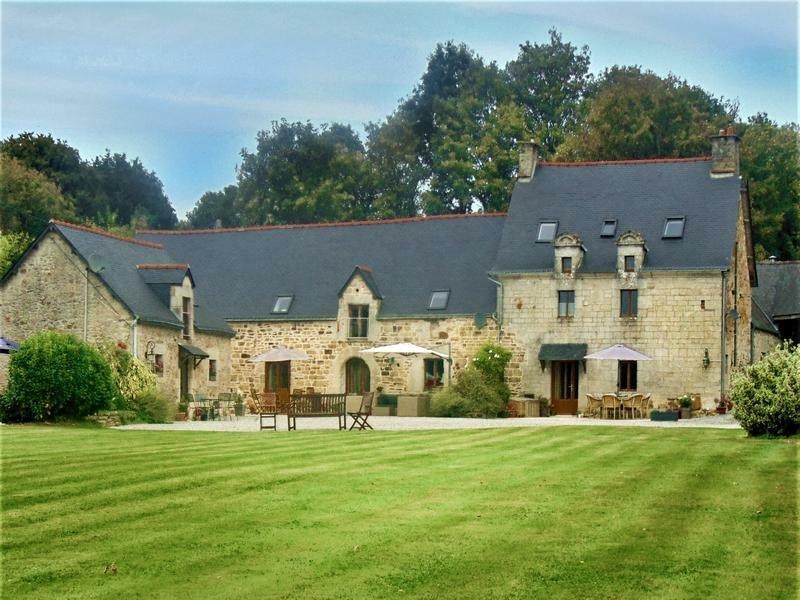 House in Neulliac, Brittany, France 1