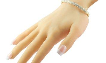 LB Exclusive LB Exclusive 14K Yellow Gold 3.00 ct Diamond Bracelet