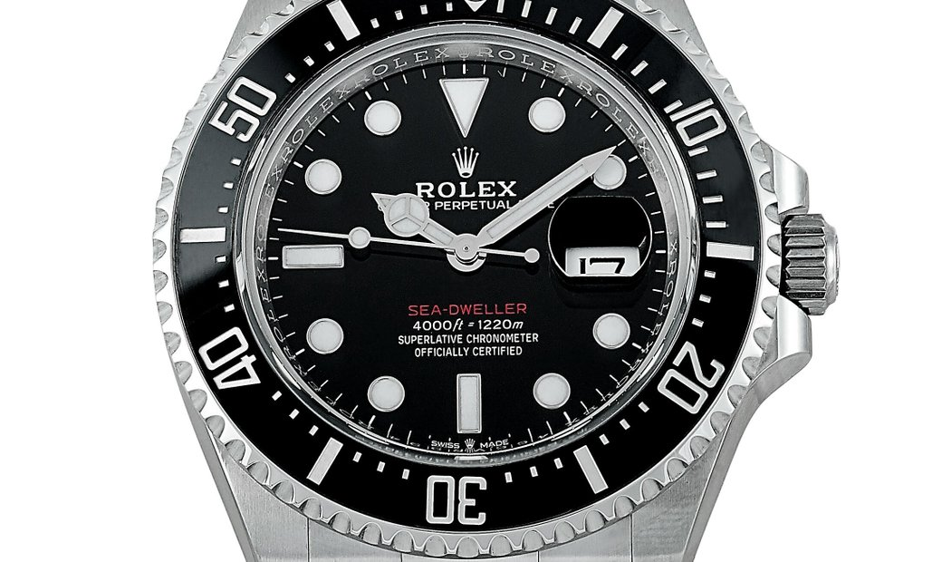 Rolex Rolex Sea-Dweller Watch 126600-0001