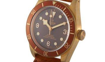 Tudor Tudor Heritage Black Bay Watch 79250BM-0005