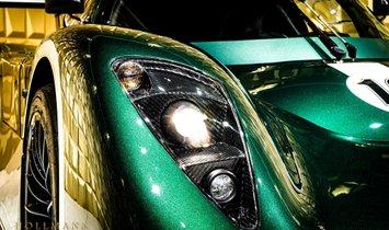 FAHLKE LAREA GT1 S10 LE MANS