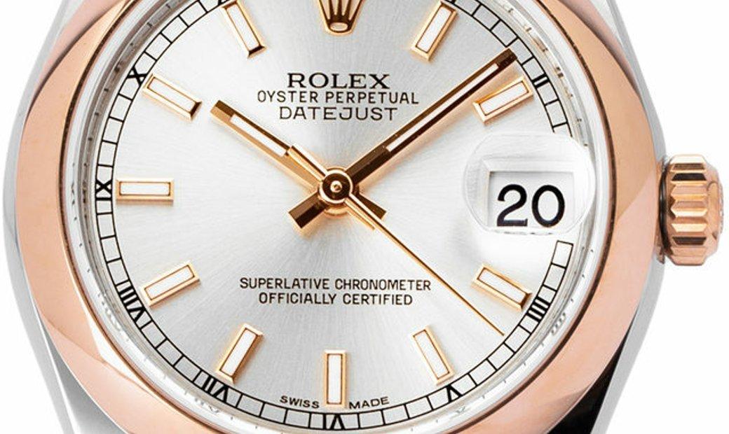 Rolex Lady-Datejust 178241, Baton, 2020, Very Good, Case material Steel, Bracelet mater
