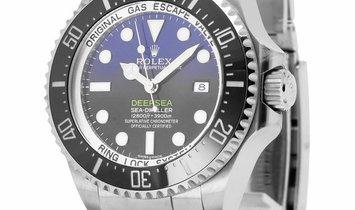 Rolex Deepsea 116660, Baton, 2016, Very Good, Case material Steel, Bracelet material: S
