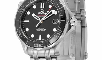Omega Seamaster Diver 300 M 212.30.41.20.01.003, Baton, 2014, Good, Case material Steel