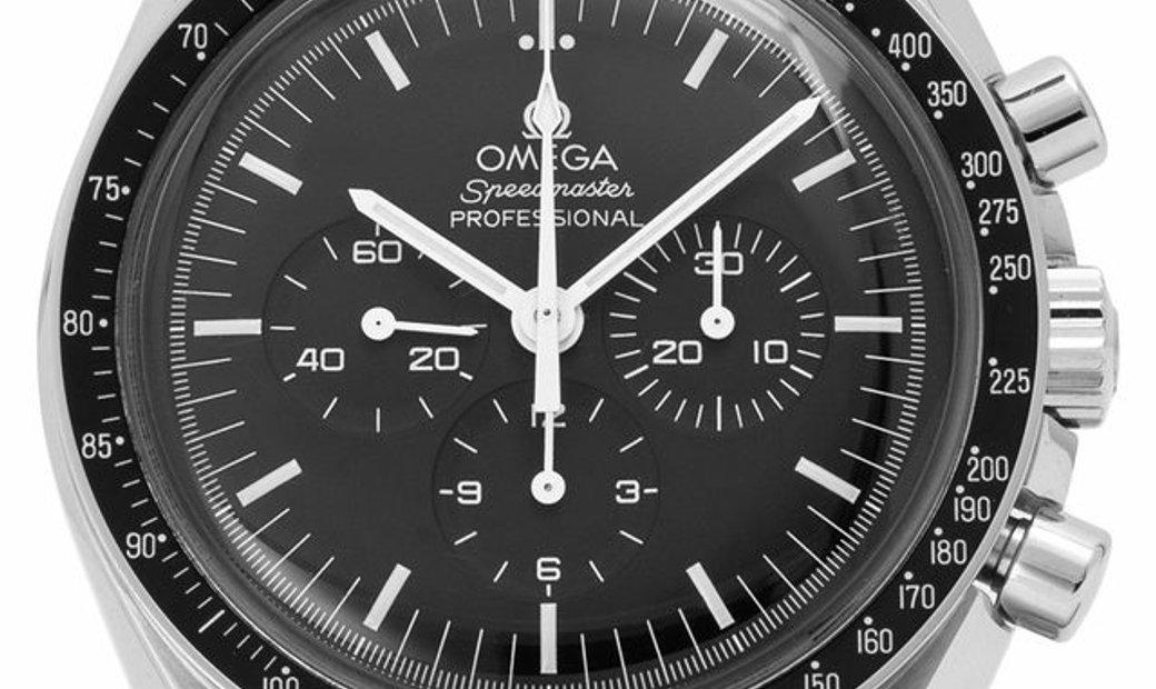 Omega Speedmaster Moonwatch Chronograph 311.30.42.30.01.005, Baton, 2019, Very Good, Ca