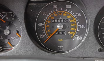 1985 Mercedes-Benz SL 560