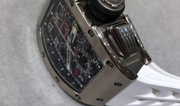 Richard Mille [2014 MINT CONDITION] RM 011 Titanium Felipe Massa