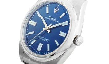 Rolex Rolex Oyster Perpetual 41 Watch 124300