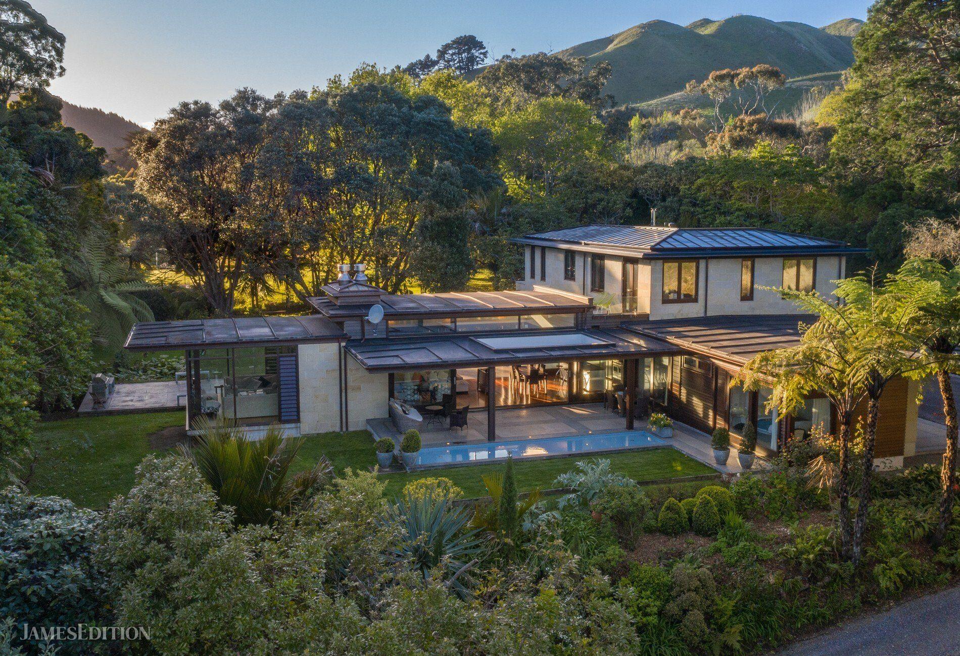 House in Waikanae, Wellington, New Zealand 1