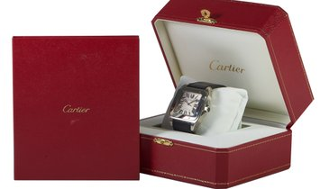 Cartier Cartier Santos 100 Watch W20073X8