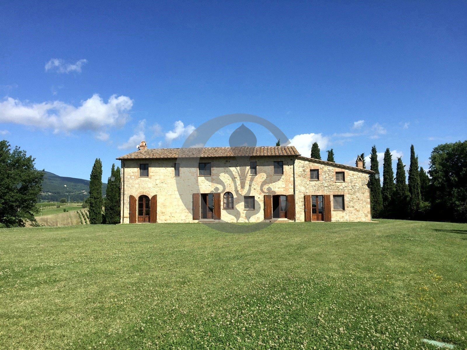 House in Cetona, Tuscany, Italy 1
