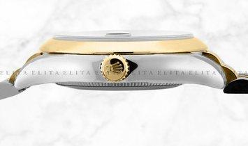 Rolex Datejust 36 126203-0033 Yellow Rolesor Diamond Set Champagne Coloured Jubilee Motif Dial