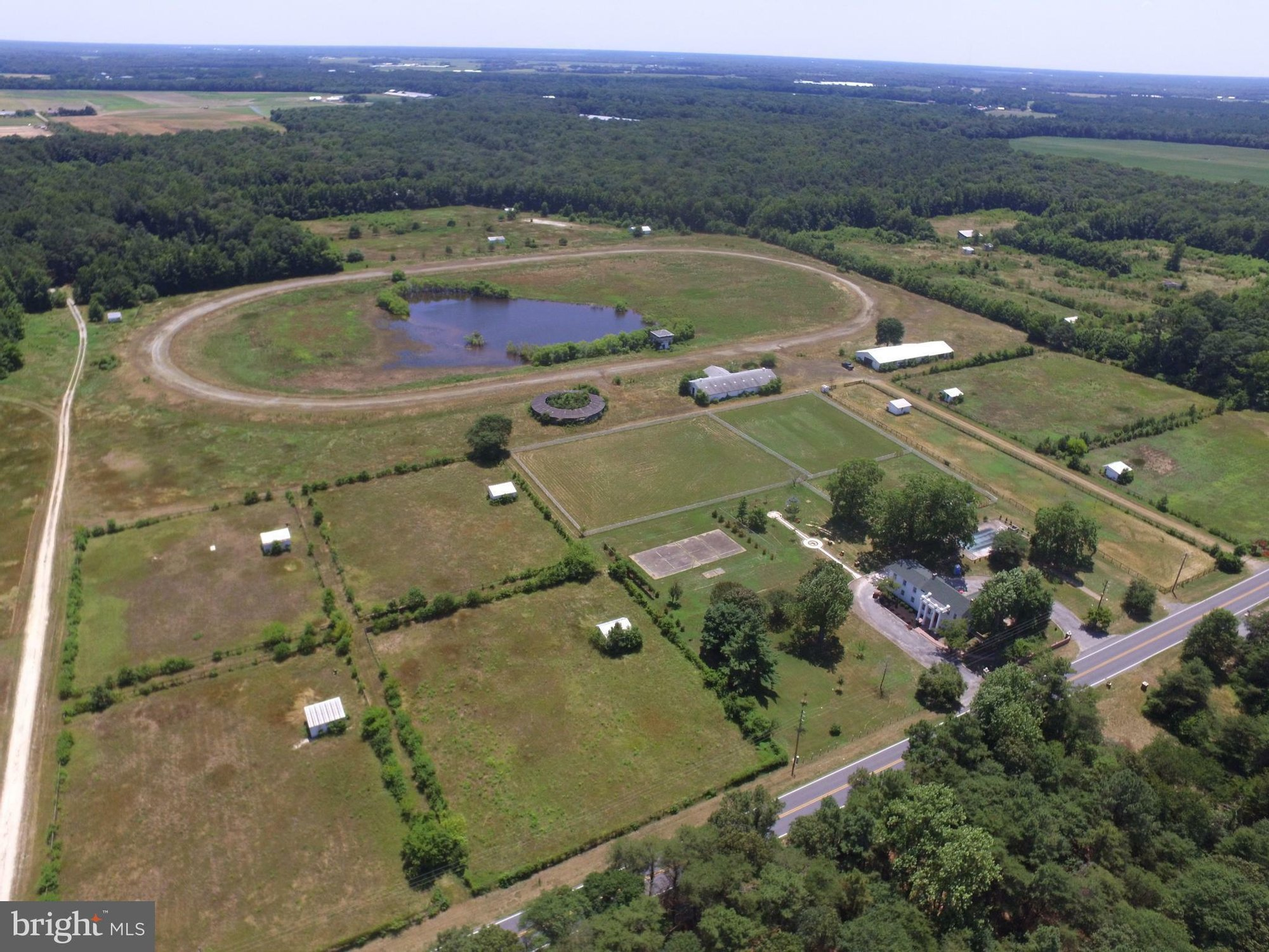 Farm Ranch in Seaford, Delaware, United States 1