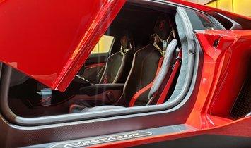 2016 Lamborghini Aventador