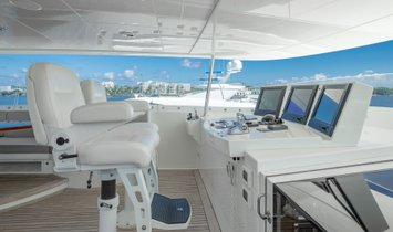 FUGITIVE 125' (38.10m) Northcoast Yachts 2011