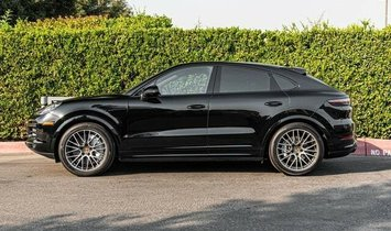 2020 Porsche Cayenne Coupe Turbo