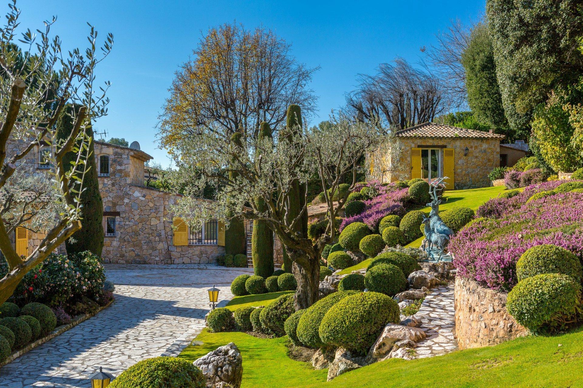 House in Saint Paul de Vence, Provence-Alpes-Côte d'Azur, France 1