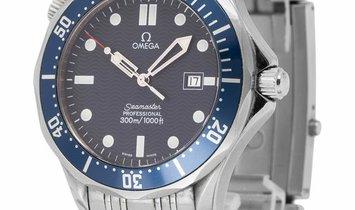 Omega Seamaster 300 M 2541.80.00, Baton, 1998, Good, Case material Steel, Bracelet mate