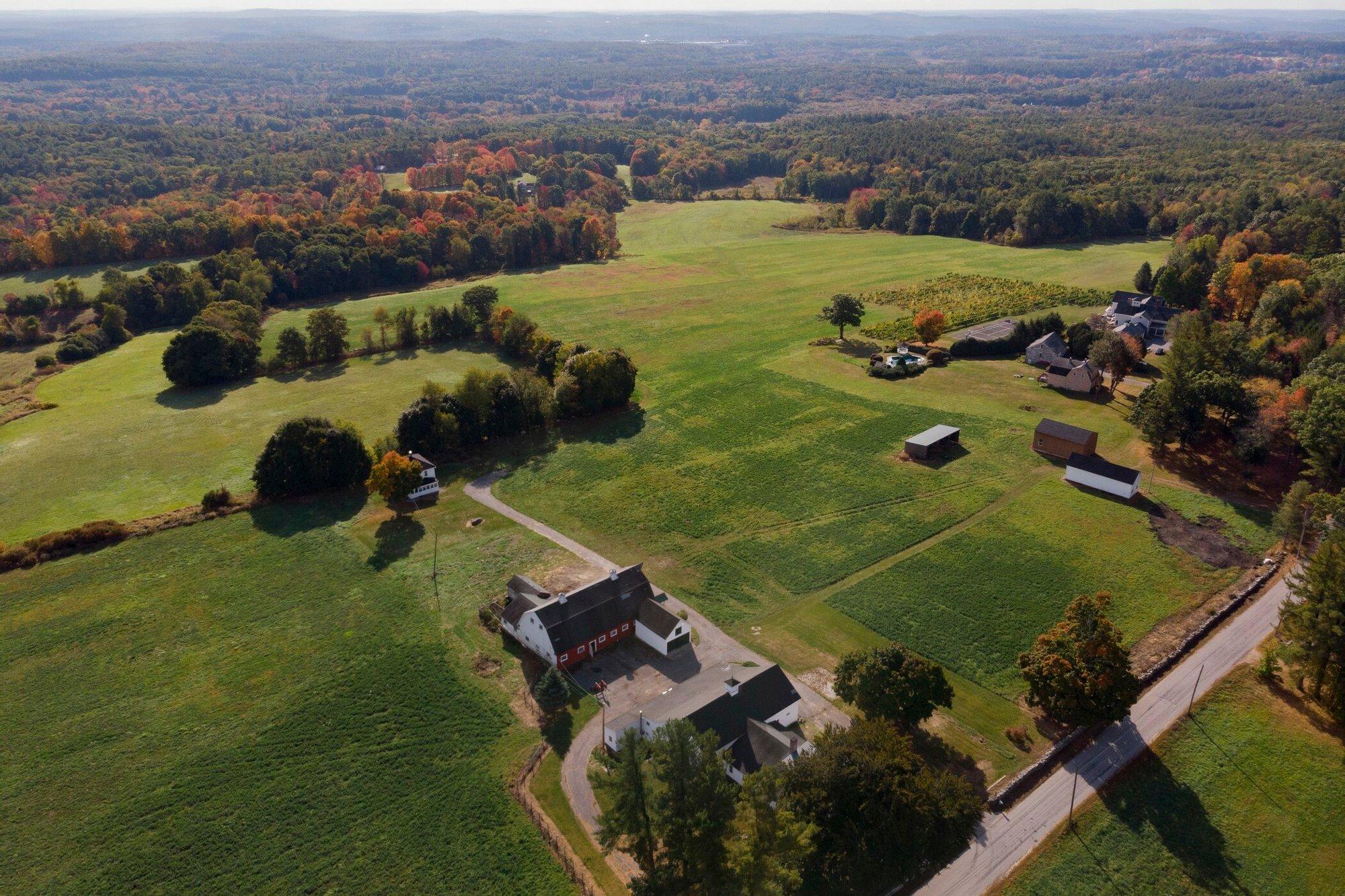 Land in Bolton, Massachusetts, United States 1
