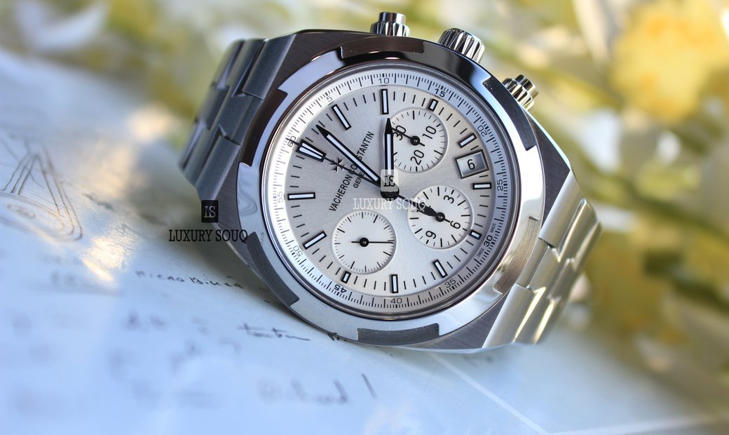 Vacheron Constantin Overseas Chronograph 5500V/110A-B075